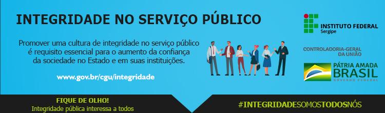 Integridade no serviço Público 2020