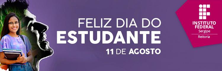 Banner Dia do Estudante 2020