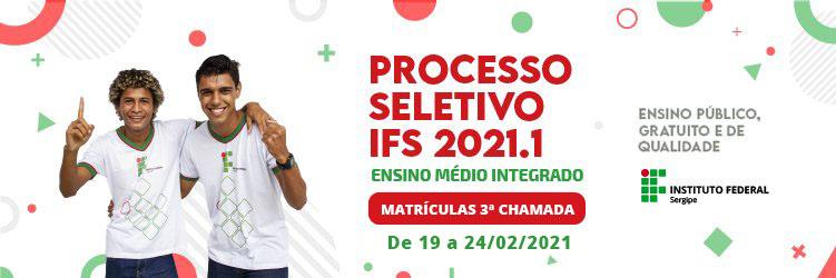 Processo Seletivo 2021.1