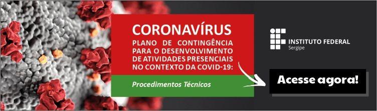 Plano de Contingência para o desenvolvimento de atividades presenciais no contexto da COVID-19: procedimentos técnicos