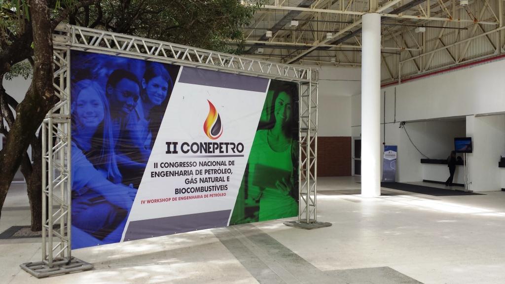 Bolsistas do convênio IFS/Petrobras participam de congresso nacional em Natal