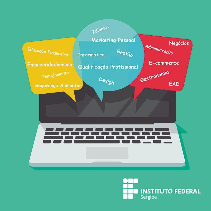 Programa Bem Me Quer Disponibiliza Catalogo De Cursos Online Gratuitos Ifs Instituto Federal De Educacao Ciencia E Tecnologia De Sergipe