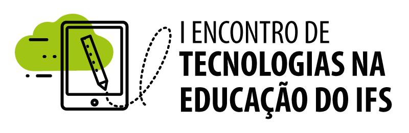 Logo tecnologias na educacao do IFS